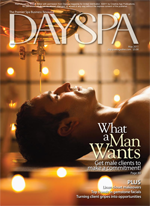 Saratoga Springs, NY Day Spa, Magazine Cover Image - Complexions Spa for Beauty & Wellness