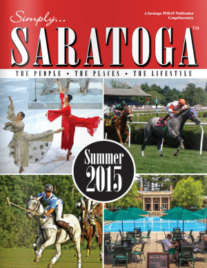 Med Spa In Saratoga Springs, NY, Magazine Cover Image