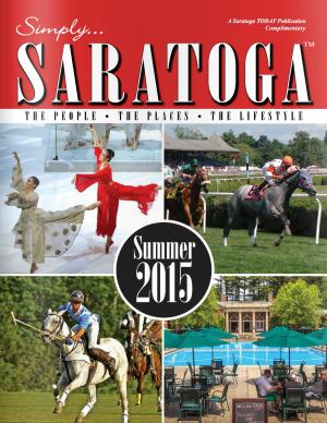 Med Spa In Saratoga Springs, NY, Magazine Cover Image
