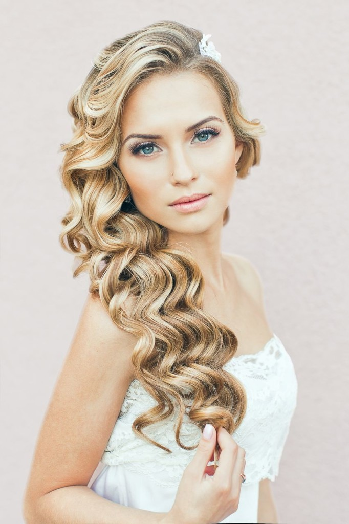 Bridal Wedding Hairstyles For Long Hairs