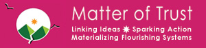 Matter of Trust - Oil Spill Hairmats